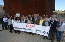 La Conca de Tremp-Montsec ja és Geoparc Mundial de la Unesco