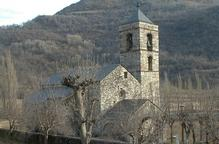 Sant Feliu de Barruera, sense obres de restauració pel clima polític