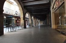 Comerços de Balaguer deixen l'entitat que els promociona