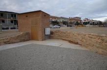 El tanc pluvial de Torrefarrera s'estrena per evitar inundacions