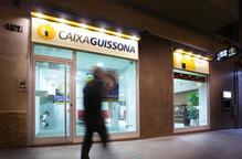 CaixaGuissona redueix beneficis fins als 4,7 milions d'euros, un 8,7% menys