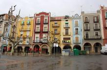 Comerciants del barri antic de Balaguer reuneixen més de mil firmes per reclamar un caixer automàtic a La Caixa
