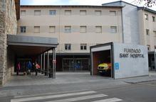 Les obres per ampliar el Sant Hospital de la Seu, aquest estiu
