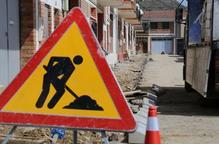 Mequinensa inicia la remodelació d'un carrer amb un cost de 49.000 euros
