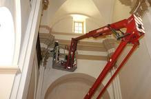 El Bisbat de Lleida estudia solucions per restaurar l'Església de Nostra Senyora de La Purificació d'Algerri