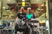 Sessió de DJ avui a la plaça Sant Joan amb Rafa Ariño