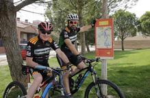 El Segrià senyalitzarà més de 200 km de rutes per a bicicletes de muntanya