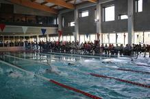 El Pont de Suert acull proves de natació i waterpolo escolars