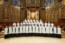 L'Escolania de Montserrat obrirà a la Seu el Festival de Música Antiga dels Pirineus