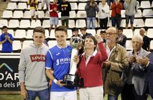 El Saragossa, rival del Lleida a la presentació oficial