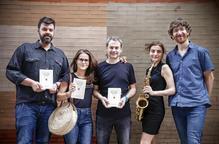 Eduard Batlle presenta 'Registre fòssil' a Lleida