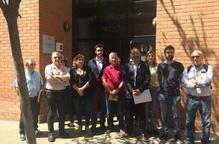 PDeCAT, ERC i Crida insten la Paeria a documentar les càrregues policials de l'1-O