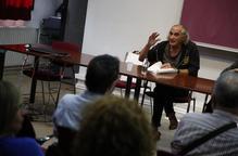 Pau Riba recita poemes inèdits a la UdL