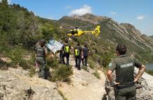 Evacuada una senderista a Alòs de Balaguer