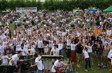 El primer No Surrender Kids, amb uns trenta nens inscrits