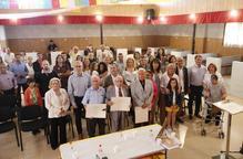 Granyena de les Garrigues recorda els represaliats
