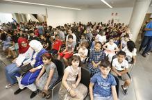 Escola d'àrab i de l'Alcorà per a 176 nens i adolescents de sis a disset anys