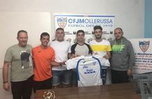 El Mollerussa renova quatre jugadors per al retorn a Primera