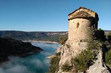 Comença la restauració de l'ermita de la Pertusa d'Àger