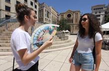 Alerta per calor a Ponent, que voreja els 36 graus
