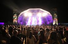 Mollerussa estrena el primer Mon Amour Summer Festival