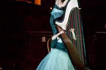 Fusió d'arpa i dansa al Museu del Clima