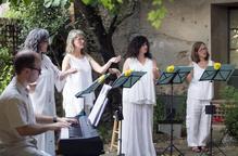 El grup vocal Mezzos invita a un viatge per les músiques del món