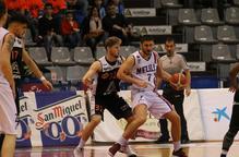 L'aler Filip Djuran, segon reforç per al Força Lleida