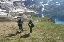 Denunciats pels Rurals per acampar il·legalment a Lladorre