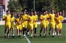 El RCD Espanyol B inicia l'estada de pretemporada a la Val d'Aran