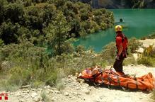 Rescats de muntanya a la vall Fosca i a Mont-rebei