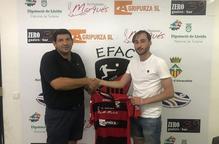 L'EFAC incorpora el davanter David Montoy