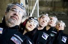 Aviador Dro, pioners del pop electrònic a Espanya, a Lleida al setembre