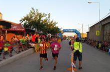 Uns tres-cents corredors a la solidària IV Milla de Sidamon
