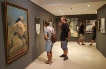 Balaguer exhibeix quadres del fons municipal d'art