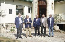 Siurana i Grau, en un fòrum de debat sobre Lleida