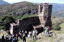 Plantegen convertir les mines de Malpàs en un atractiu turístic