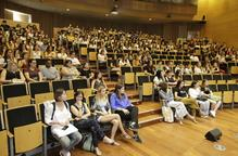 Sessions de benvinguda a la UdL als estudiants de primer