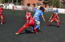 Primer punt per al Lleida B