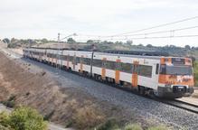 Una nova avaria deixa parat un tren a Granyanella i afecta cinc trajectes