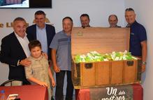 Asaja promociona la fruita i regala 15.000 peces a visitants de Sant Miquel