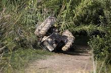 Mor un veí de Torrefarrera de 45 anys al bolcar amb el tractor