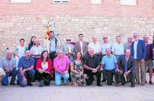 Emotiu homenatge de Ciutadilla als seus alcaldes i edils de la democràcia