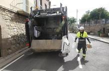 El Segrià inicia amb nota la recollida porta a porta de l'orgànica en set municipis