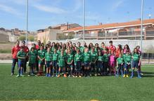 El Club Esportiu Pla d'Urgell presenta els seus 23 equips