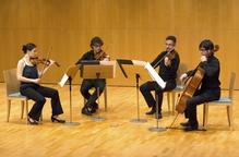 El Quartet Teixidor obre demà la seua temporada a l'Auditori