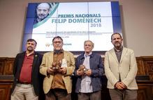 Martí Boada i la cooperativa L'Olivera, Premis Nacionals Felip Domènech 2018