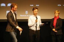 El Som Cinema obre amb un premi a la redacció de Barcelona de 'Fotogramas'