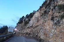 L'accés a Port del Comte, encara tancat, espera solució