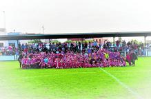 El Fondarella presenta els seus 114 futbolistes